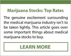 is investing in medical marijuana safe